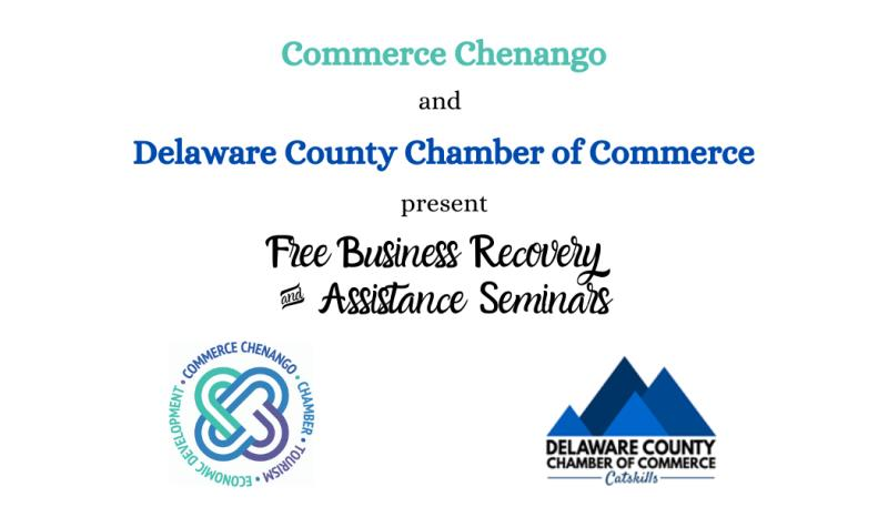 Free Business Recovery and Assistance Seminars